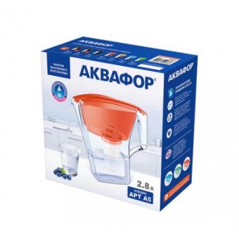 Фильтр-кувшин Аквафор Арт A5 P83A5N по самой низкой цене