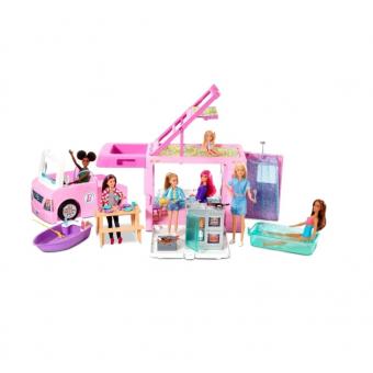 Barbie Дом мечты на колесах GHL93 по сниженной цене