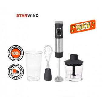 Недорогой блендер погружной Starwind SBP3524