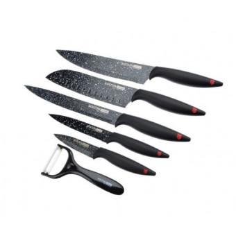 Набор кухонных ножей SATOSHI