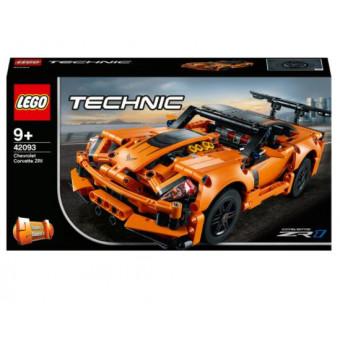 Конструктор LEGO Technic 42093 Шевроле Корветт ZR1 со скидкой по промокоду