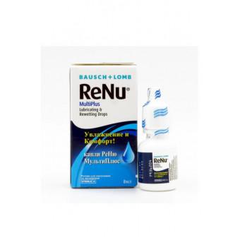 Капли для глаз Bausch+Lomb ReNu MultiPlus 8 ml по интересной цене