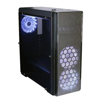 Компьютерный корпус Zalman N3 в чёрном цвете по самой низкой цене