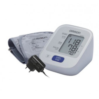 Тонометр Omron M2 Basic + адаптер + средняя манжета по классной цене