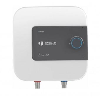 Накопительный электрический водонагреватель Timberk SWH SE1 30 VO на 30л мощностью 2 кВт