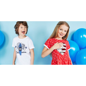 В Mamsy распродажа детской одежды со скидками до 85%