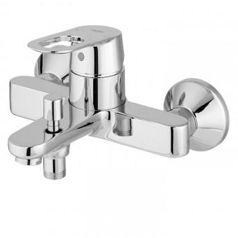 Смеситель для ванны с подключением душа Grohe BauLoop 23341000 по отличной цене