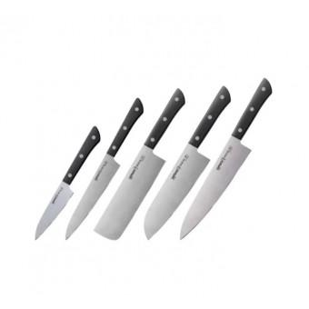 Набор Samura Harakiri 5 ножей SHR-0250 по крутой цене