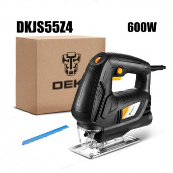Электролобзик DEKO DKJS55Z4 мощностью 600 Вт по отличной цене