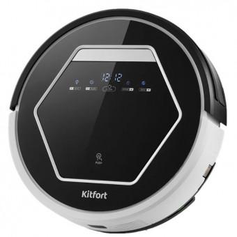 Робот-пылесос Kitfort КТ-553 по промокоду