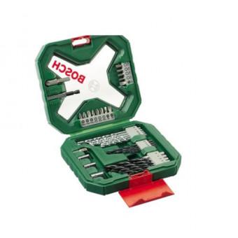 Набор бит и сверл Bosch X-line 34 для шуруповертов/дрелей со скидкой по купону и промокоду