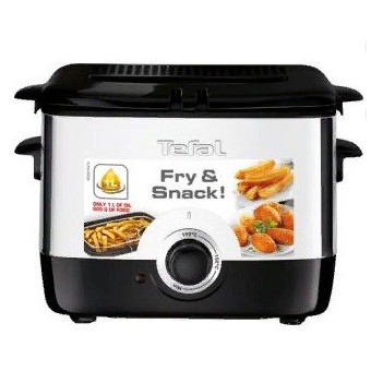 Фритюрница Tefal Minifryer FF220015 с рекомендацией от Ивлева :)