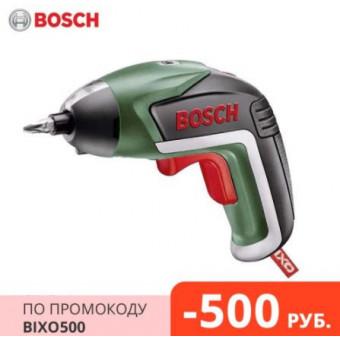 Аккумуляторный шуруповерт Bosch IXO V (06039A800R) по выгодной цене