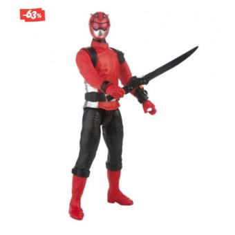 Фигурка Hasbro Power Rangers Красный Рейнджер E5937