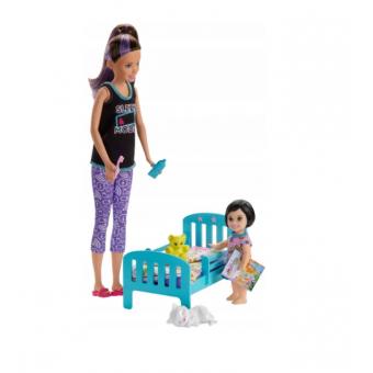 Игровой набор Barbie Skipper Babysitters Няня Скиппер GHV88 в два раза дешевле