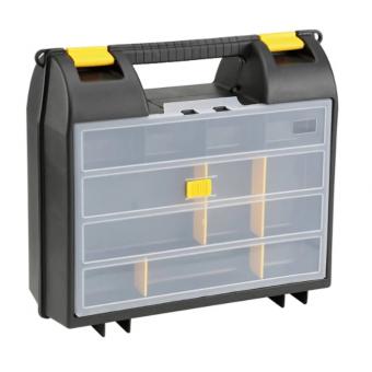 Универсальный ящик с органайзером и 2 отсеками STANLEY 1-92-734