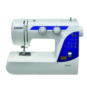 Сейчас швейная машина Leader VS 375 по хорошей скидке