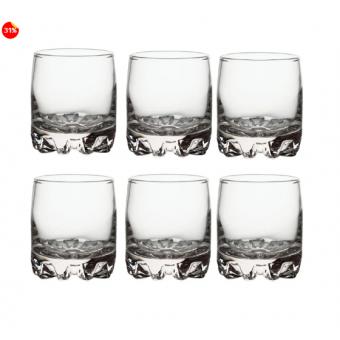 Набор стаканов Pasabahce Sylvana 200 мл 6 штук по классной цене