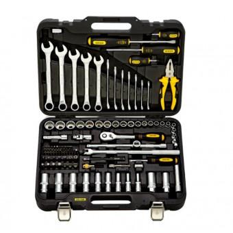 Набор инструментов BERGER Ландау BG100-3814 из 100 предметов по лучшей цене