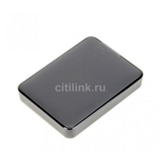 Внешний диск HDD WD Elements Portable WDBU6Y0040BBK-WESN, 4ТБ по классной цене