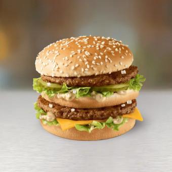Биг Мак за 89₽ в McDonald's
