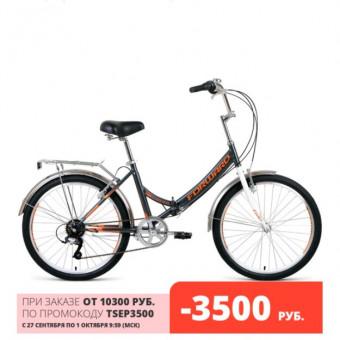 Велосипед FORWARD VALENCIA 24 2.0 по классной цене