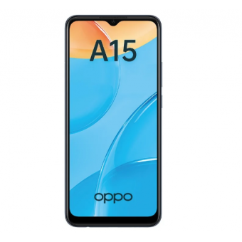 Смартфон OPPO A15 2/32GB + в подарок идут беспроводные наушники Jays t-Four Wireless