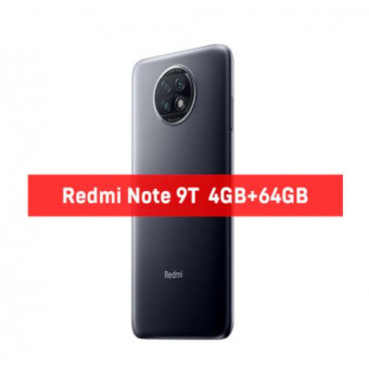 Новинка! Смартфон Redmi Note 9T 4/64Gb по отличной цене