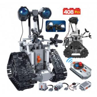 Робот-конструктор ERBO с дистанционным управлением