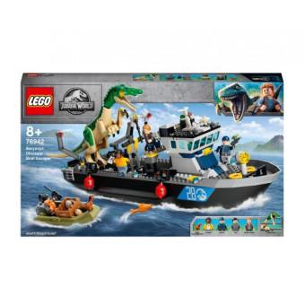 Подборка LEGO Jurassic World с динозаврами по низким ценам
