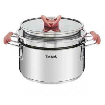 Набор посуды Tefal Opti'Space, 4 предмета (G720S4740) по сниженной цене
