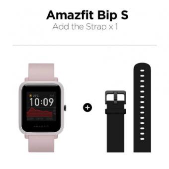 Умные часы Amazfit Bip S по низкой стоимости