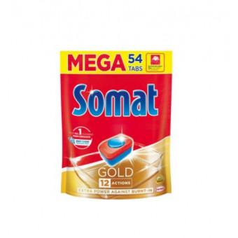 Somat Gold таблетки для посудомоечной машины 54 шт по самой низкой цене