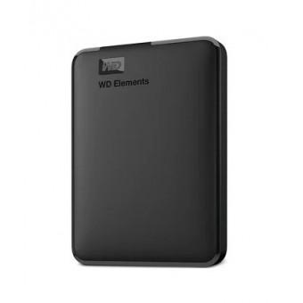 Внешний диск HDD WD Elements Portable WDBW8U0040BBK-EEUE по классной цене