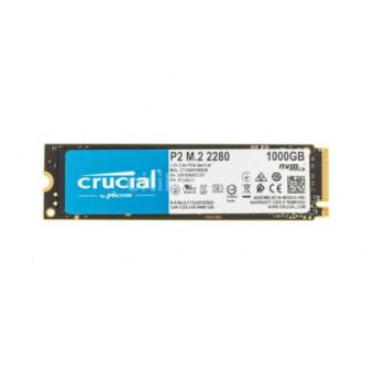 SSD накопитель CRUCIAL P2 CT1000P2SSD8 1ТБ по самой низкой цене