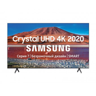 Телевизор Samsung UE55TU7100UXRU 55