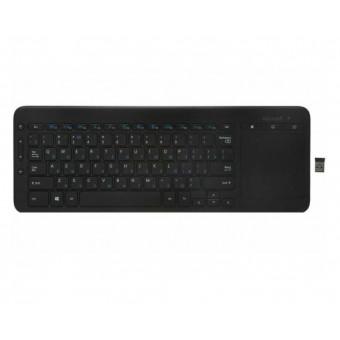 Клавиатура Microsoft All-in-One Media Keyboard Black USB по сниженной цене