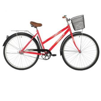 ородской велосипед Foxx Fiesta 28 (2021) красный 20