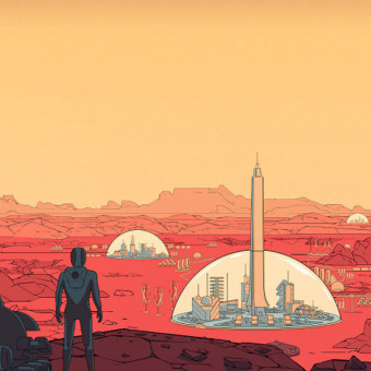 EpicGames - скачиваем бесплатно Survival Mars