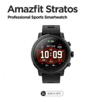 Умные часы Amazfit Stratos по классной цене