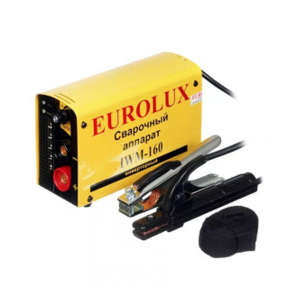 Сварочный аппарат EUROLUX IWM160 65/26 по выгодной цене