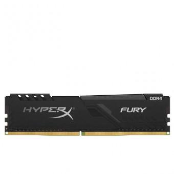 Оперативная память HyperX Fury DDR4 2400 4 GB 1 шт. HX424C15FB3/4 по хорошей цене