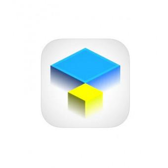 Головоломка Isometric Squares - puzzle халявно на iOS