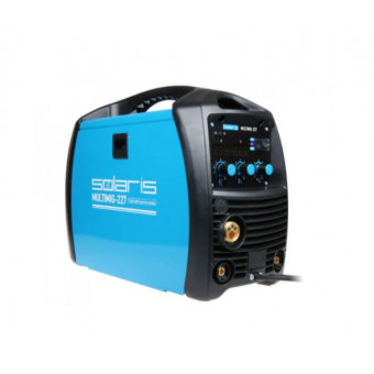 Сварочный аппарат инверторного типа Solaris MULTIMIG-227 по крутой цене