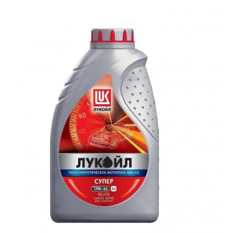 Моторное масло LUKOIL 10W-40 1л со скидкой