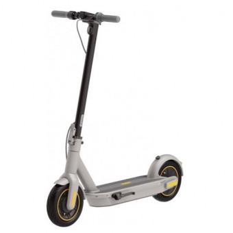 Вновь электросамокат Ninebot KickScooter MAX G30LP Silver со скидкой