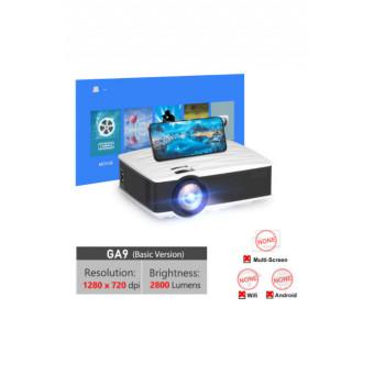 Проектор ProGaga GA9 (версия Basic) по достойной цене на распродаже Aliexpress 29.03