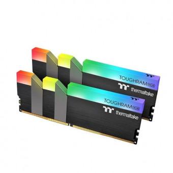 Скидка на оперативную память Thermaltake TOUGHRAM RGB 16GB DDR4 4400MHz R009D408GX2-4400C19A по промокоду