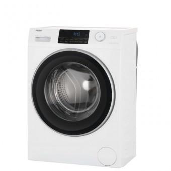 Качественная стиральная машина узкая Haier HW70-BP12969A с кэшбеком 40%