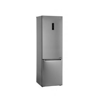 Объёмный холодильник LG DoorCooling+ GA-B509SMHZ со скидкой